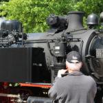 Molli-Bahn auf Nordsee-Insel: Doberaner Molli auf Borkum angekommen