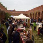5. Handwerkermarkt in der Klosterruine Althof (05.05.2018)