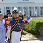 Historisches Anbaden in Heiligendamm (15.06.2019)