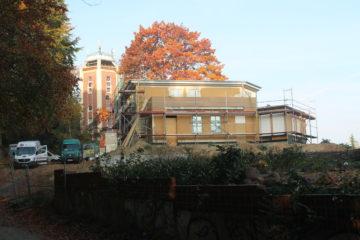ehemalige Jugendherberge - Neubau