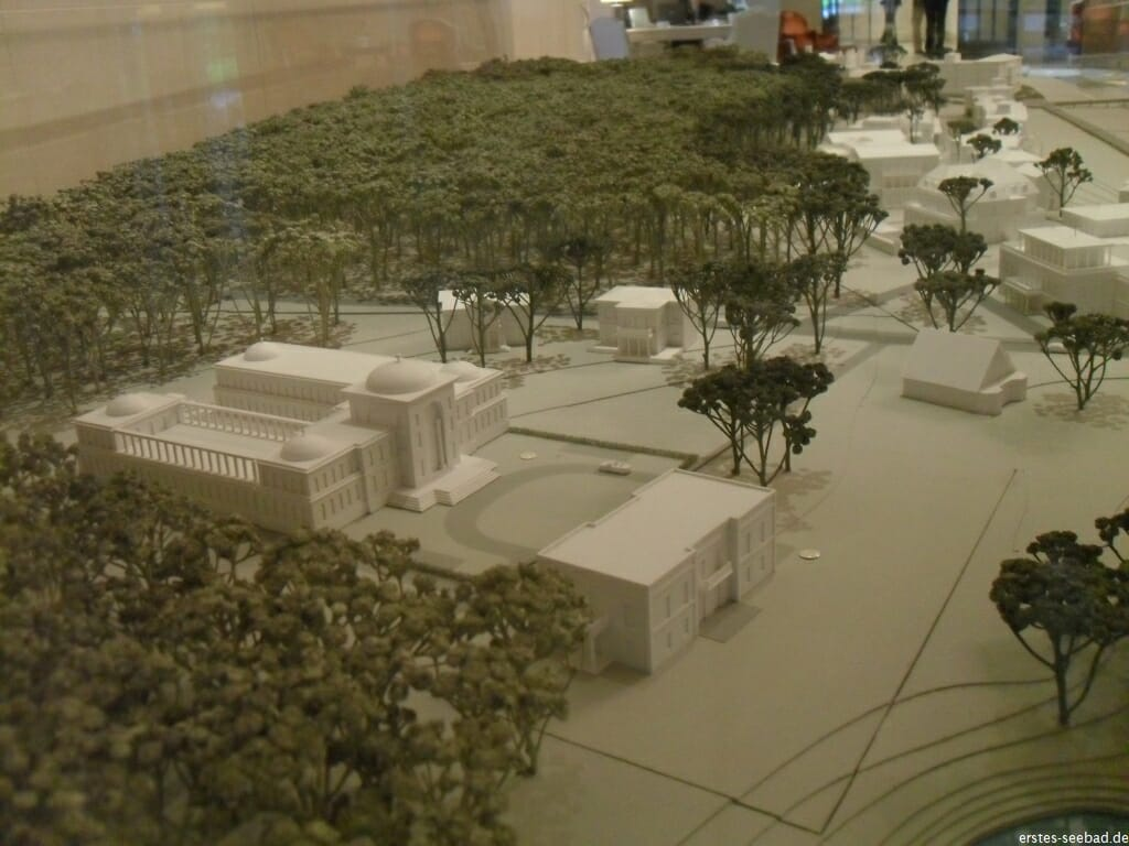 Fernost in Nordost: Modell des Ayurvedazentrums