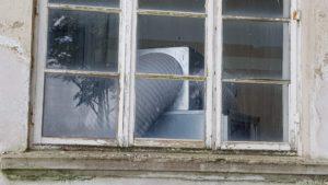 Was nicht genutzt wird, das wird erhalten. Autarke Klimaanlagen sorgen konstant für 16°C Lufttemperatur und 60% Luftfeuchtigkeit.