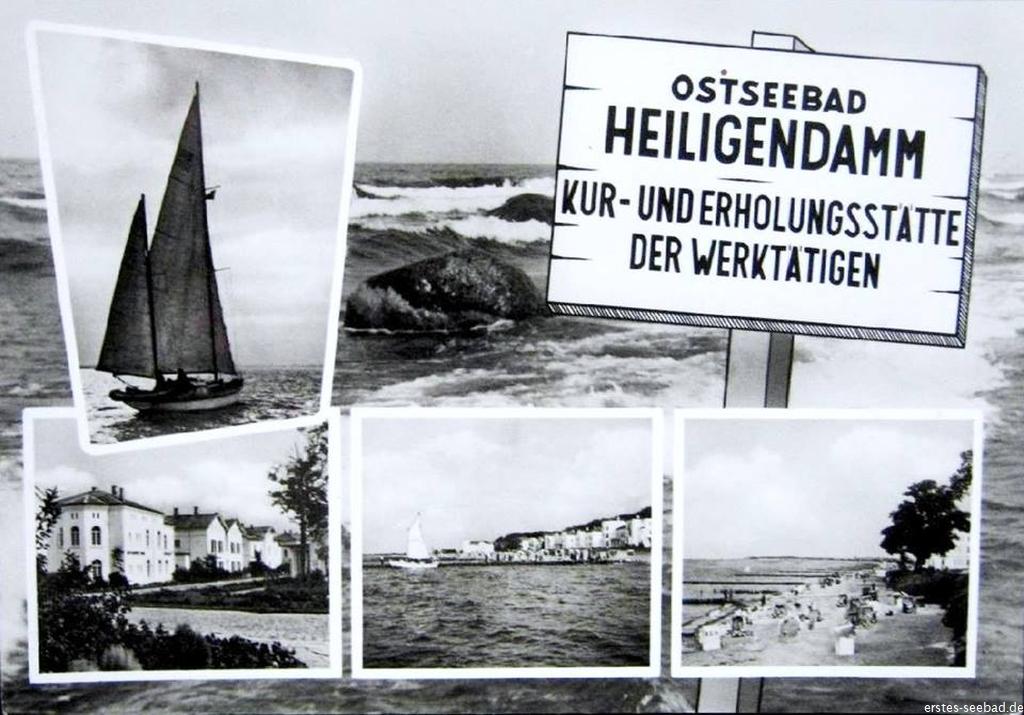 Postkarte aus der DDR