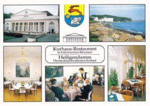 Postkarte aus der Wendezeit
