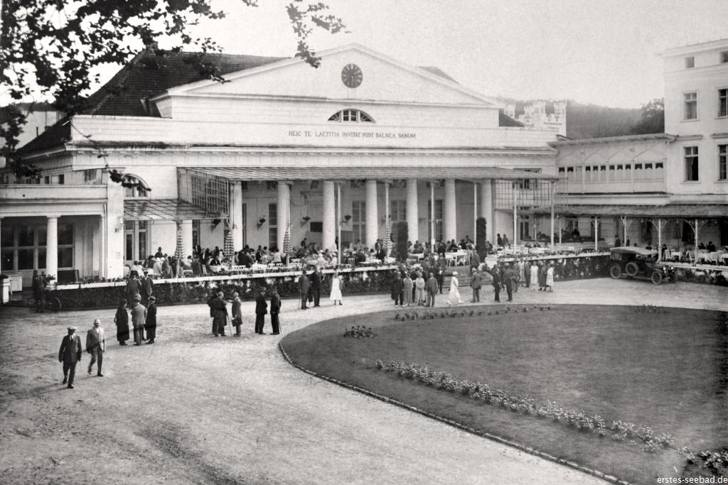 Bild aus dem Pleite-Jahr 1911