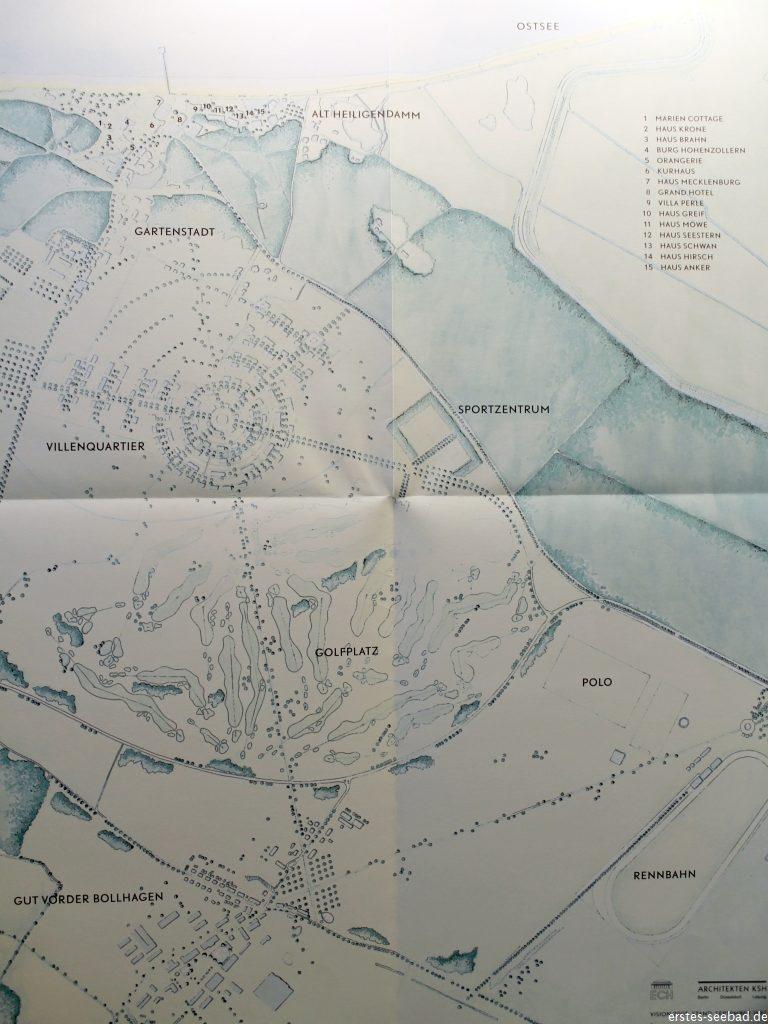 Plan der KSH Architekten von 1996