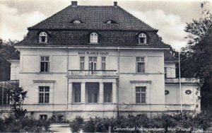 Max-Planck-Haus (Villa Prinzessin von Reuß)