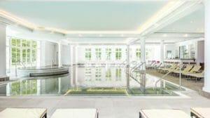 Der SPA-Bereich im Severin-Palais © Grand Hotel Heiligendamm