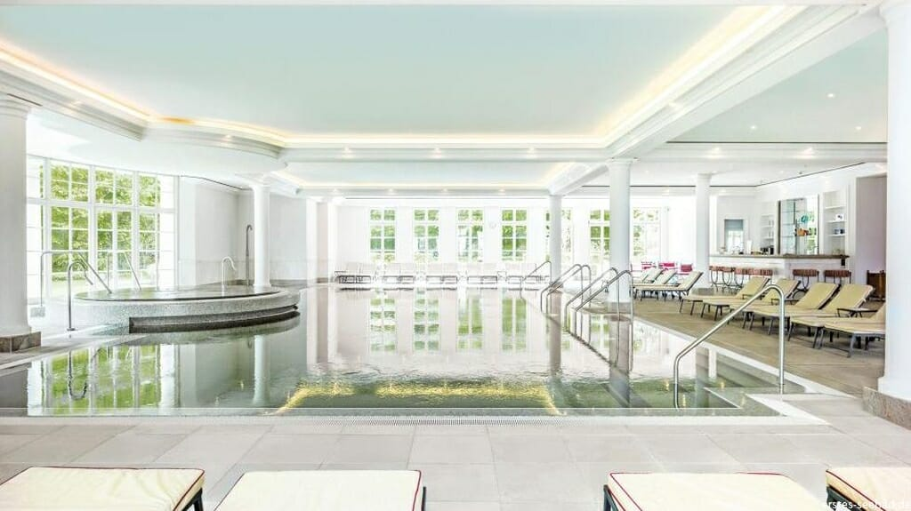 Der SPA-Bereich im Severin-Palais © Grand Hotel Heiligendamm