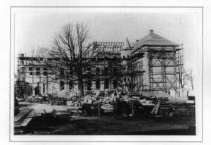 """Umbau der Burg """"Hohenzollern"""""""