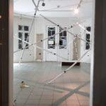 Finissage im Roten Pavillon: Abbau der Installation BAMBUS - SEIL - LICHT (20.01.2019, 15:00 Uhr)