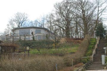 Villa Weitsicht auf dem Tempelberg in Bad Doberan, wo einst die Jugendherberge stand.