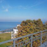 Blick von der Dachterrasse des Severin-Palais im Grand Hotel Heiligendamm