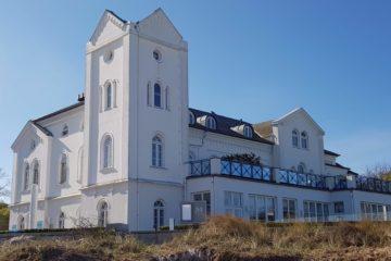 """Ferienwohnung am Meer - Haus """"Bischofsstab"""""""