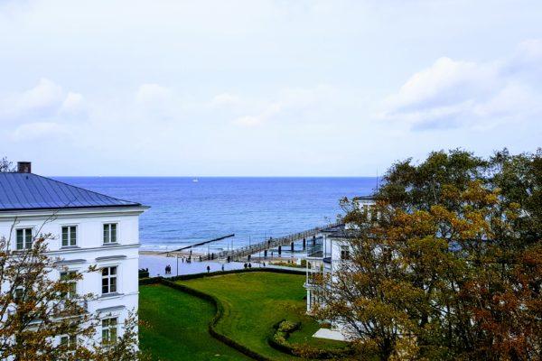 Dachterrasse Severin Palais Grand Hotel Heiligendamm