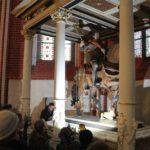 Feier zur Fertigstellung der Restaurierung des Reiterstandbildes von Behr