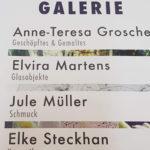 Sommergalerie im Roten Pavillon (05.07.-30.08.2019)