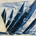 """Ausstellung im Roten Pavillon: """"Setz die Segel"""" (06.09.-02.11.2019)"""
