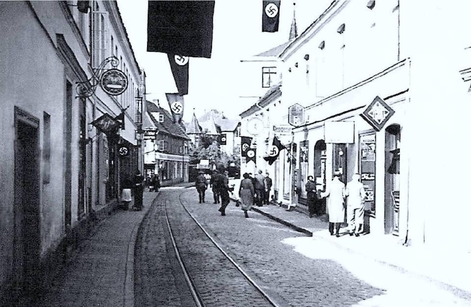 Doberan-Heiligendamm_20er_Nationalsozialismus