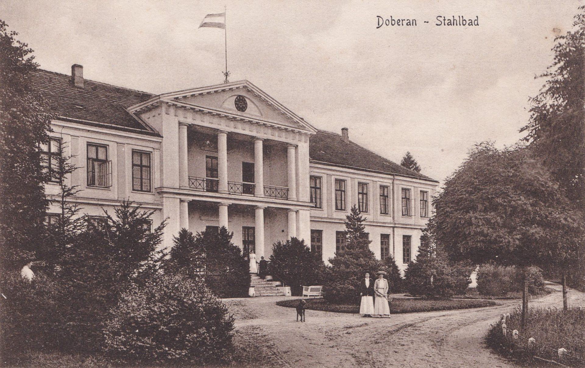 Doberan-Heiligendamm_20er_Stahlbad-Moorbad