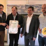 Ausgezeichnet natürlich: Gold für Ostsee Golf Resort Wittenbeck