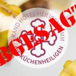 Vorsicht vor CORONA: Küchenparty in Heiligendamm und Richtfest in Vorder Bollhagen abgesagt