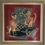 Neue Ausstellung im Roten Pavillon: FERN OST NAH (13.03.-25.04.2020)