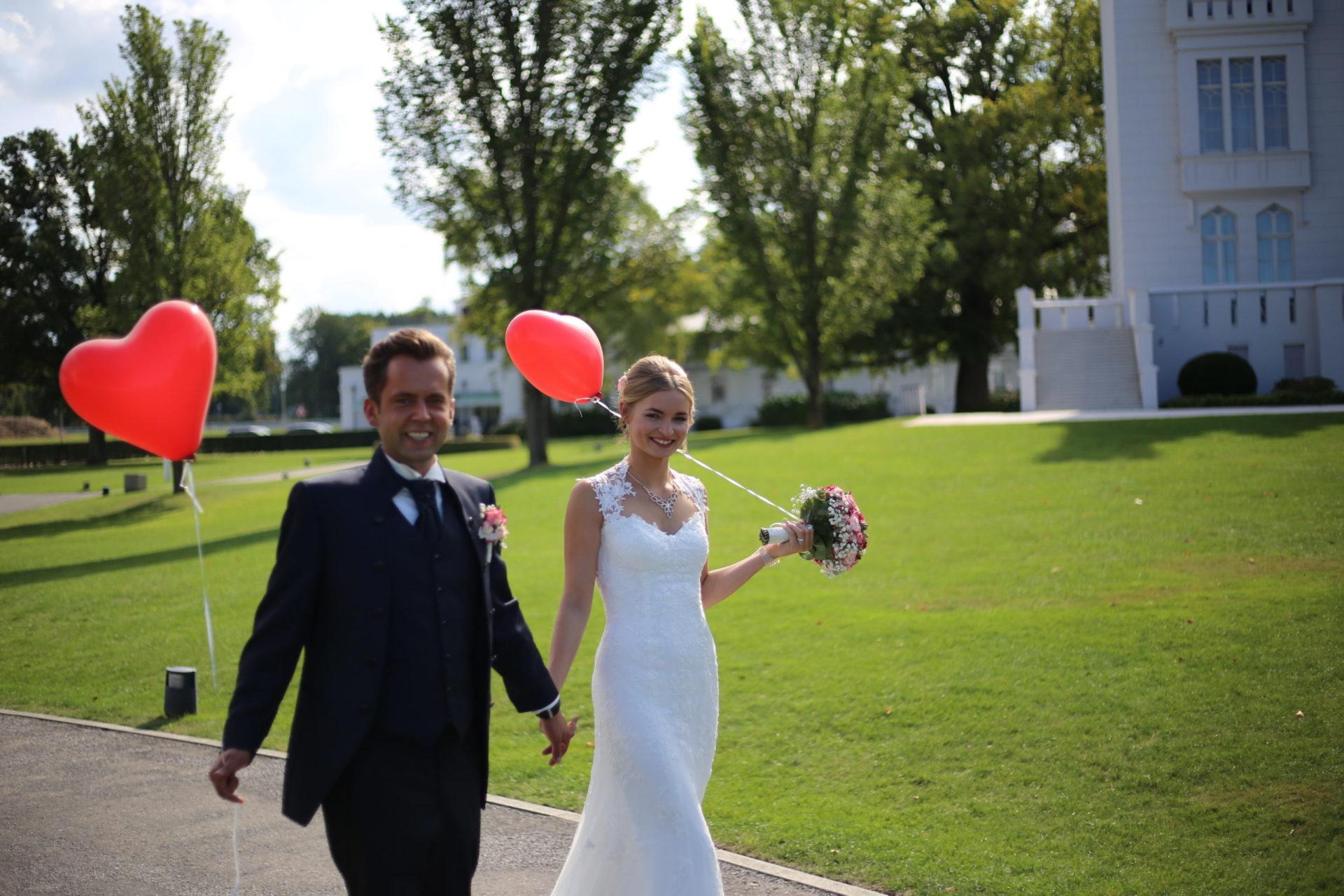 Hochzeit in Heiligendamm