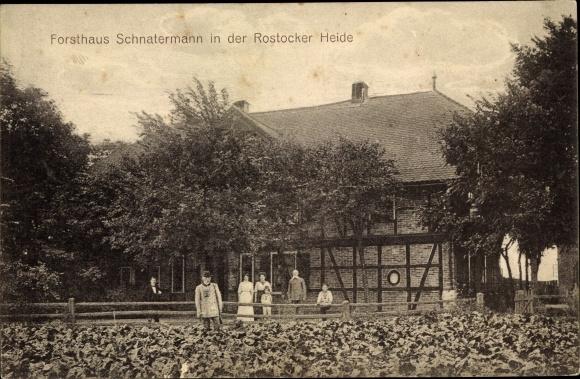 Altes Foto Schnatermann