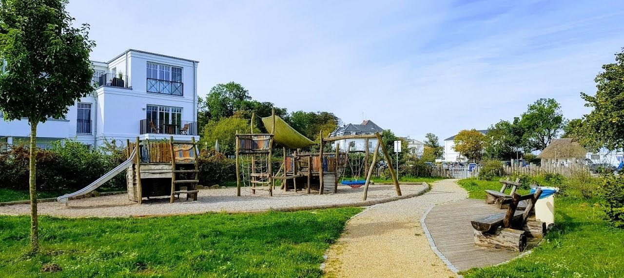 Spielplatz Heiligendamm