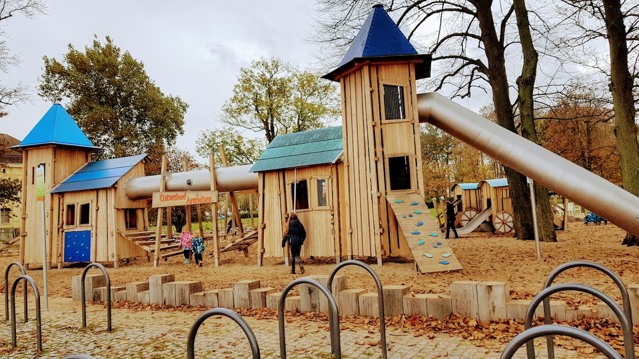 Spielplatz Kühlungsborn