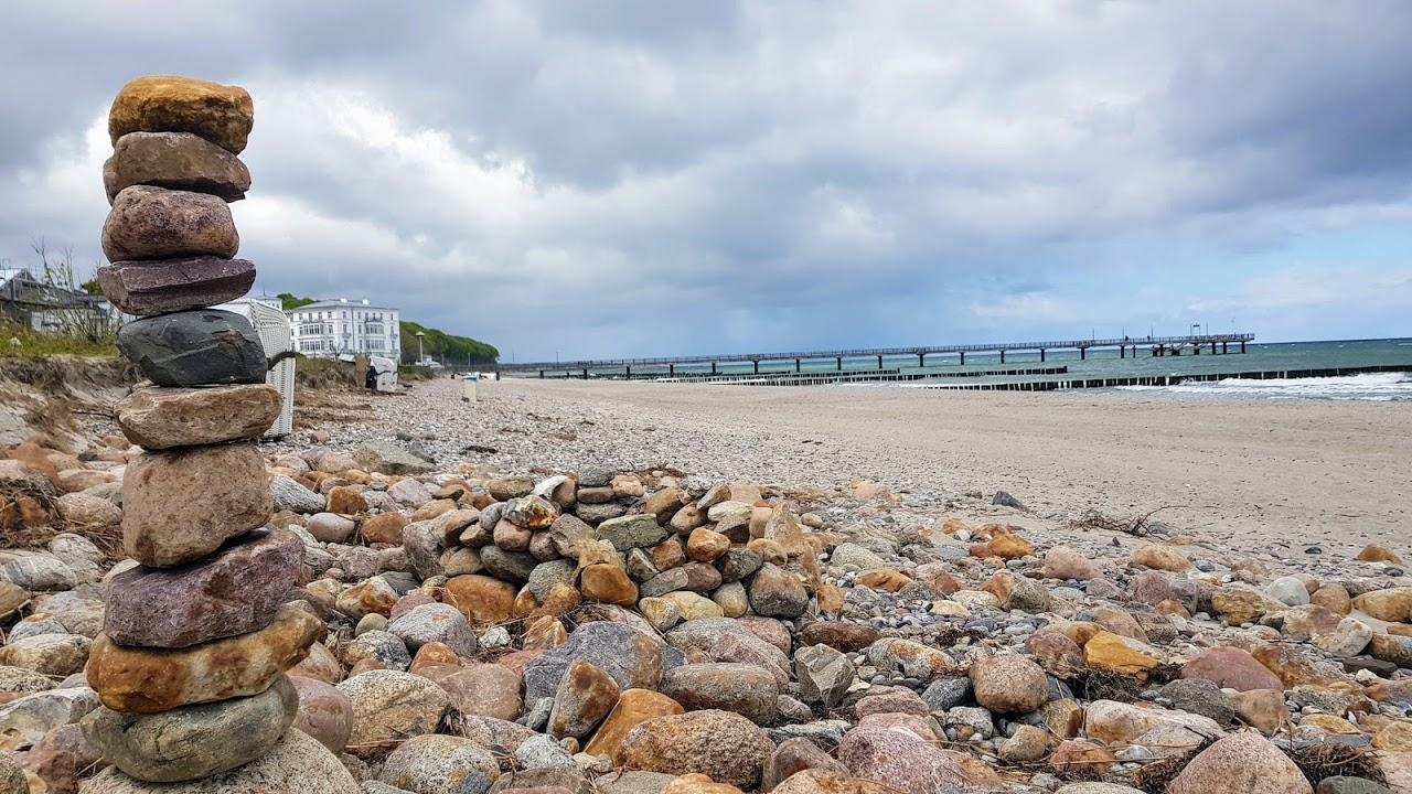 Steine Strand