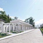 Verkaufsstart für Wohnungen in den Kolonnaden in Heiligendamm