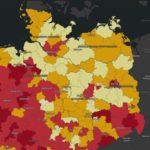Corona und die Inzidenz-Werte: Infektionen Mecklenburg-Vorpommern nehmen zu